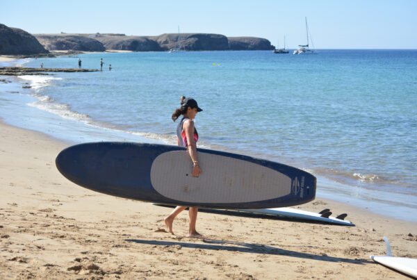 Stand-up-paddle-lanzarote